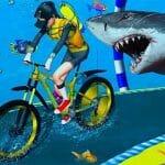 Underwater Cycling Adventure