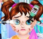Baby Taylor Eye Surgery