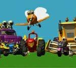 Tractor Tom Jigsaw